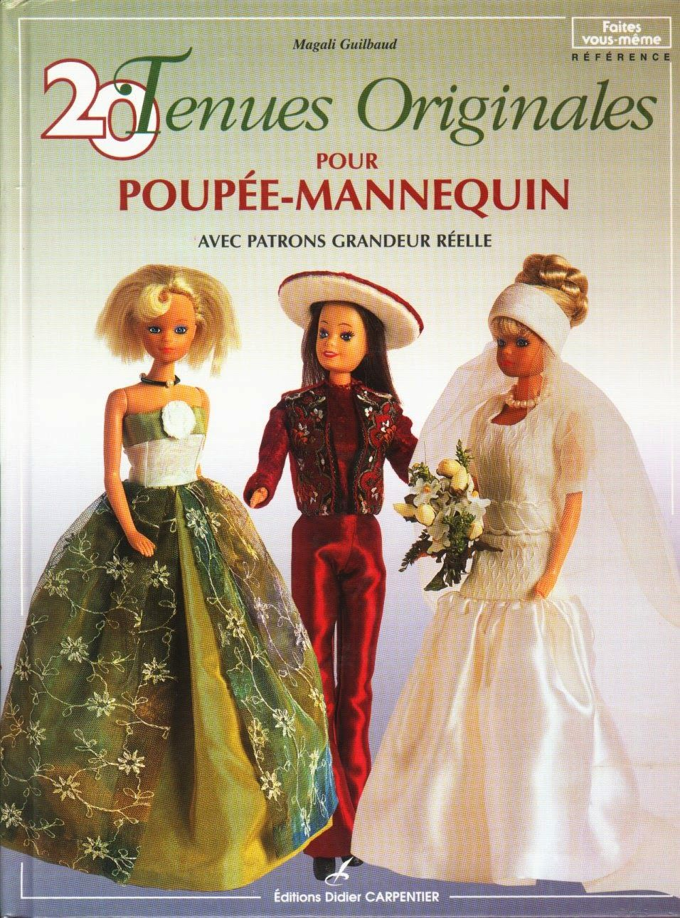 French barbie costumes sewing patterns for fancy dress every day french barbie costumes sewing patterns for fancy dress every day wear bankloansurffo Choice Image