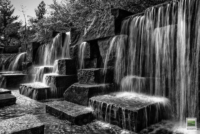 Franklin Delano Roosevelt Memorial Washington DC | photo