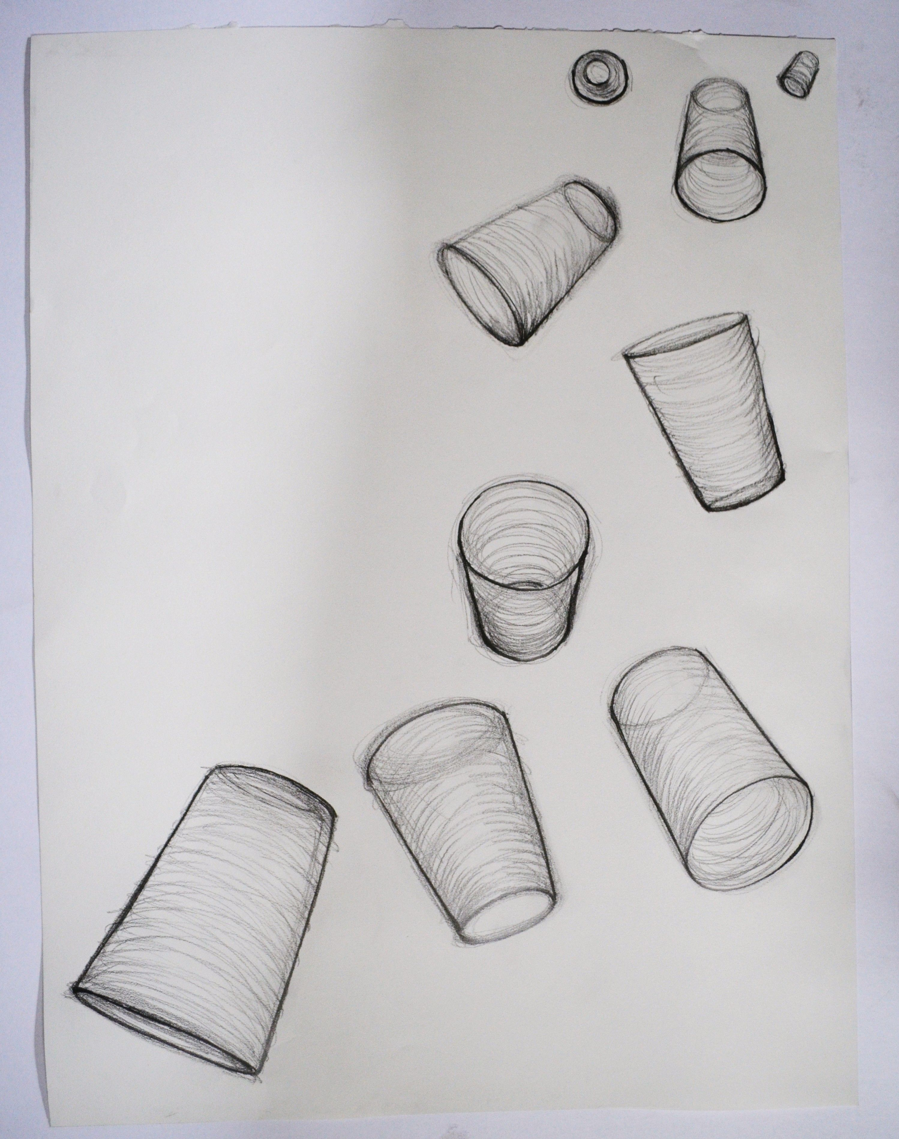 Ellipses Drawing
