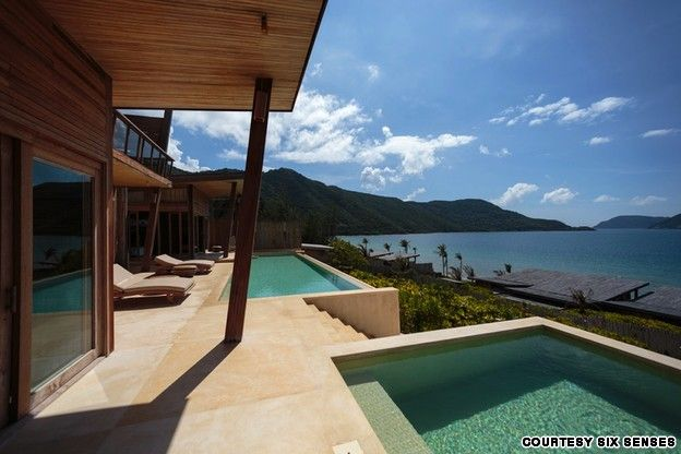 9 Top Beach Resorts In The South China Sea Con Dao Luxury Vacation Resort