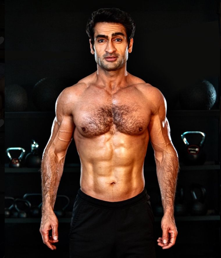 Kumail Nanjiani In 2020 Ripped Body Ripped Abs Abs