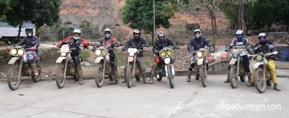 Asian motorcycle adventures