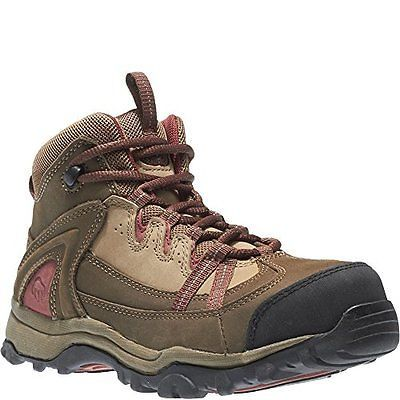 Occupational 53548: Wolverine Women S Maggie Steel-Toe Lace Up Ankle Work Boots, Brown Red -> BUY IT NOW ONLY: $34.99 on eBay!