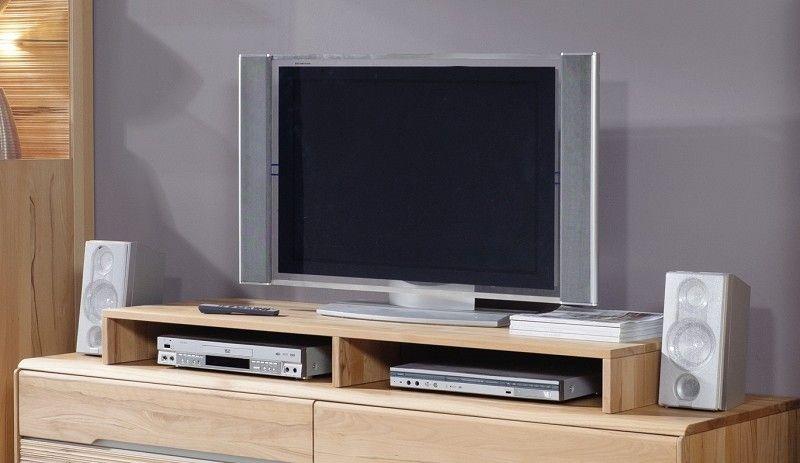 OSLO TV-Board Aufsatz #161 Kernbuche massiv geölt Jetzt bestellen - wohnzimmer kernbuche massiv