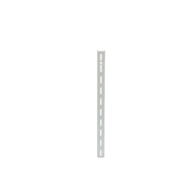 Style Selections 72 01 In White Shelf Upright In 2020 White Shelves Wall Mounted Shelves Custom Storage Solutions