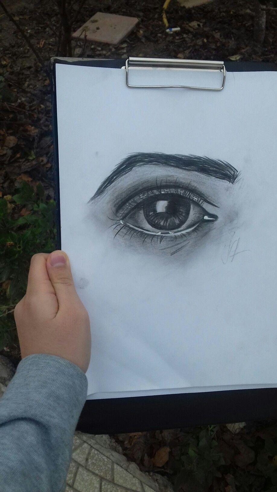 Eye Eye Drawing Realisticeyes Drawing Eye Drawing Drawings Sketches Tutorial