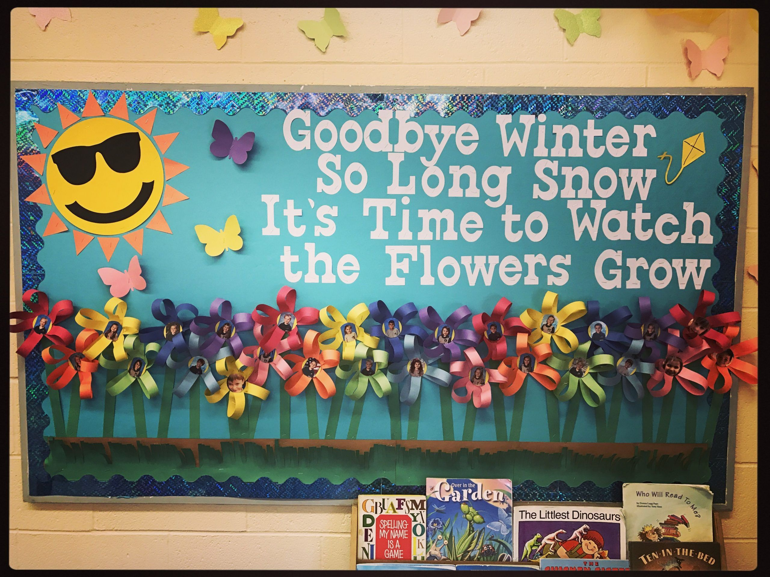 The Ultimate Guide To Diy Classroom Decoration For Spring Godiygo Com Bulletin Boards Summer