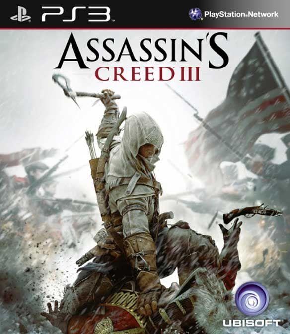 Assassin's Creed 3 first Screenshots