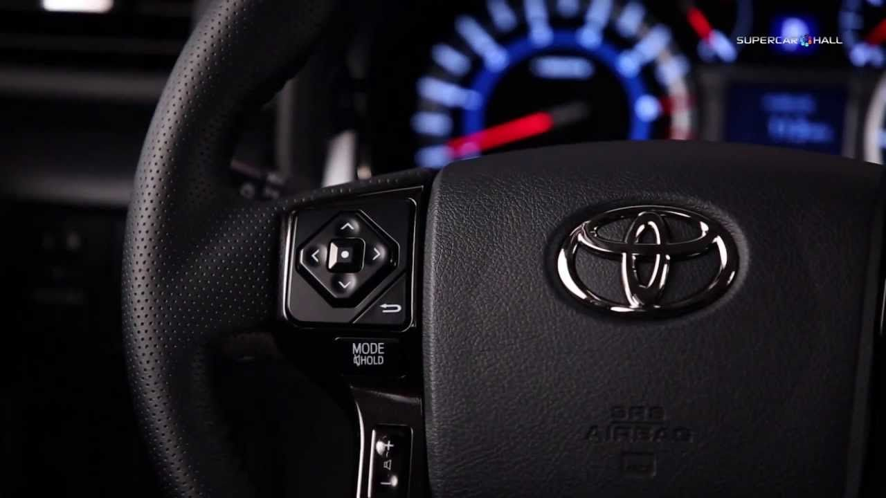 Houston, Texas 2014 Toyota 4Runner Lease or Purchase Sealy