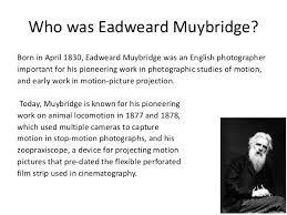 Image result for Eadweard Muybridge