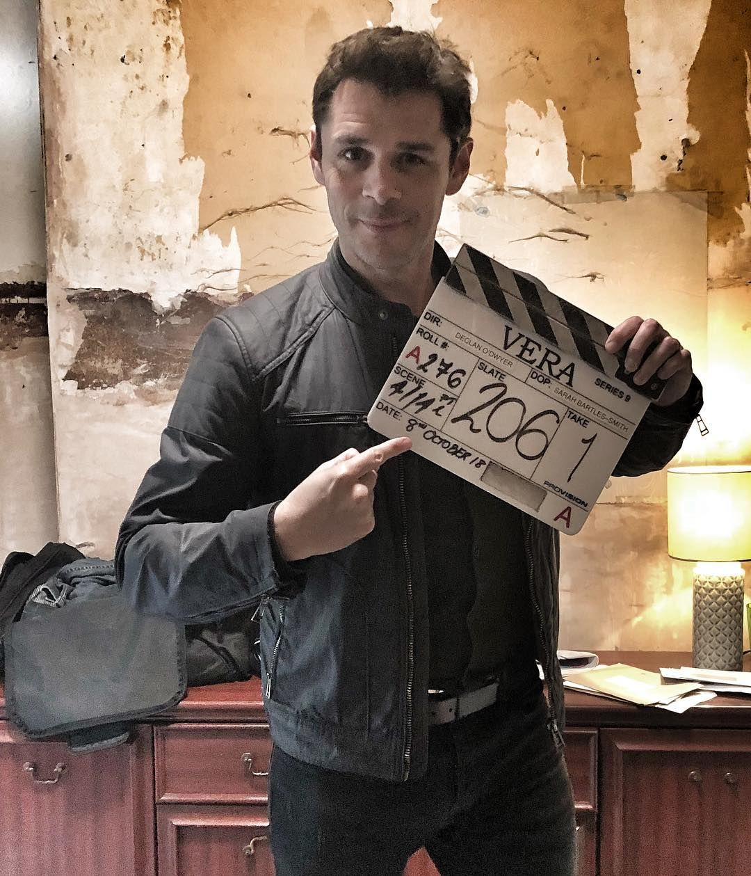 Kenny Doughty Kennydoughty On Instagram Love My Job Very Lucky To Be Doing What I Always Dreamt Of Lucky Behindthescenes Love My Job My Love My Job