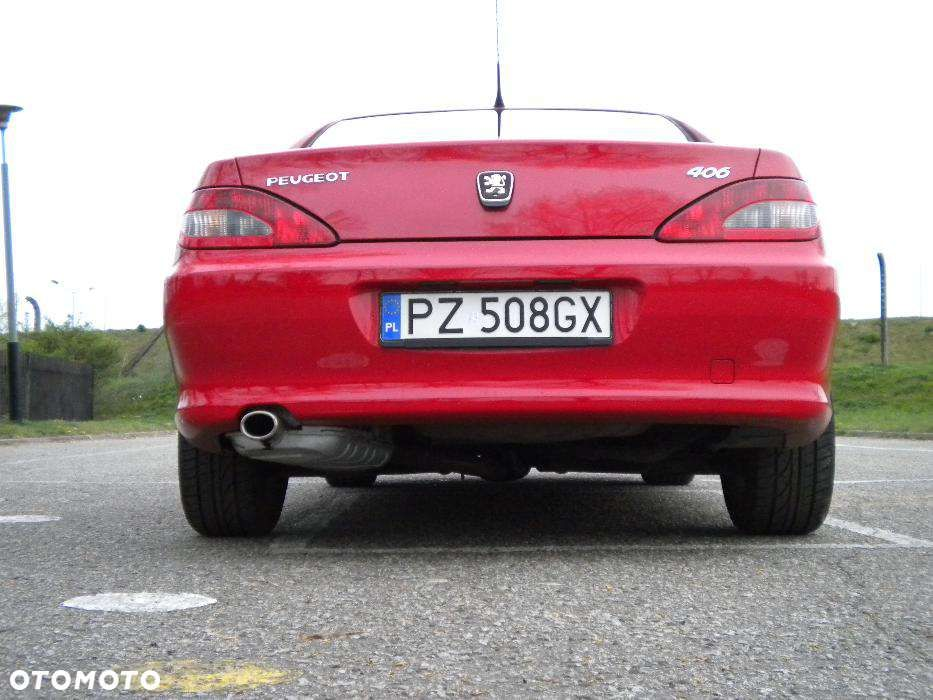 peugeot 406 coupe 3 0 v6 207 km manual lift zarejestrowany stan bdb rh pinterest com 406 Coupe Phase 1 Peugeot 508