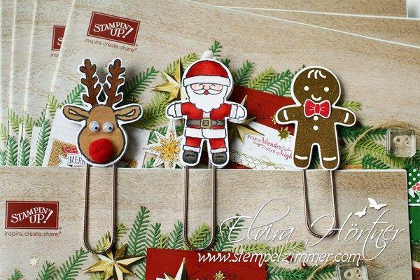 Ausgestochen weihnachtlich - Stampin Up