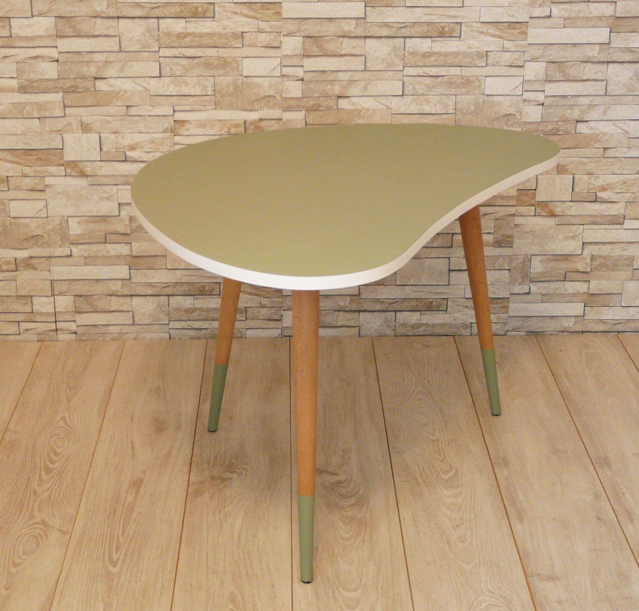 table mi haute haricot 1960 aujourd 39 hui comme avant meuble vintage pinterest haricots. Black Bedroom Furniture Sets. Home Design Ideas