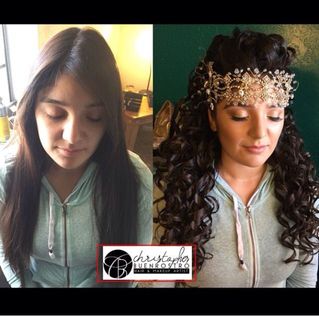 Quinceanera Hairstyles On The Side : La fontaine reception hall: quinceaneras photography by juan