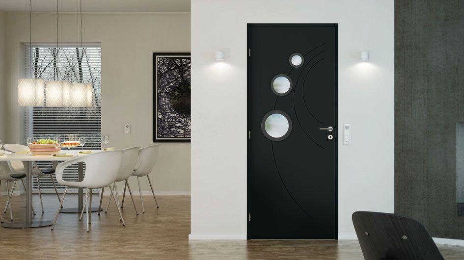 portes int rieures contemporaines recherche google d co pinterest int rieur contemporain. Black Bedroom Furniture Sets. Home Design Ideas