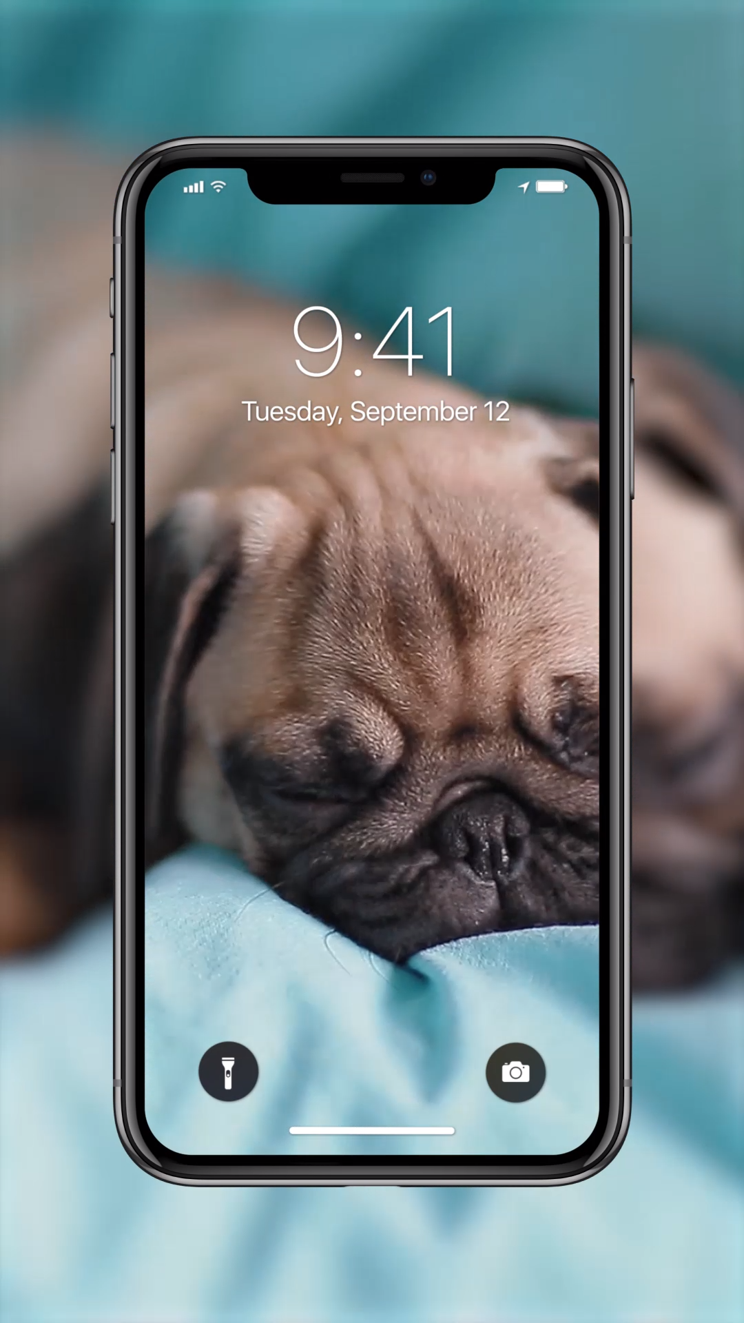 Incredible Live #Wallpapers for your iPhone!