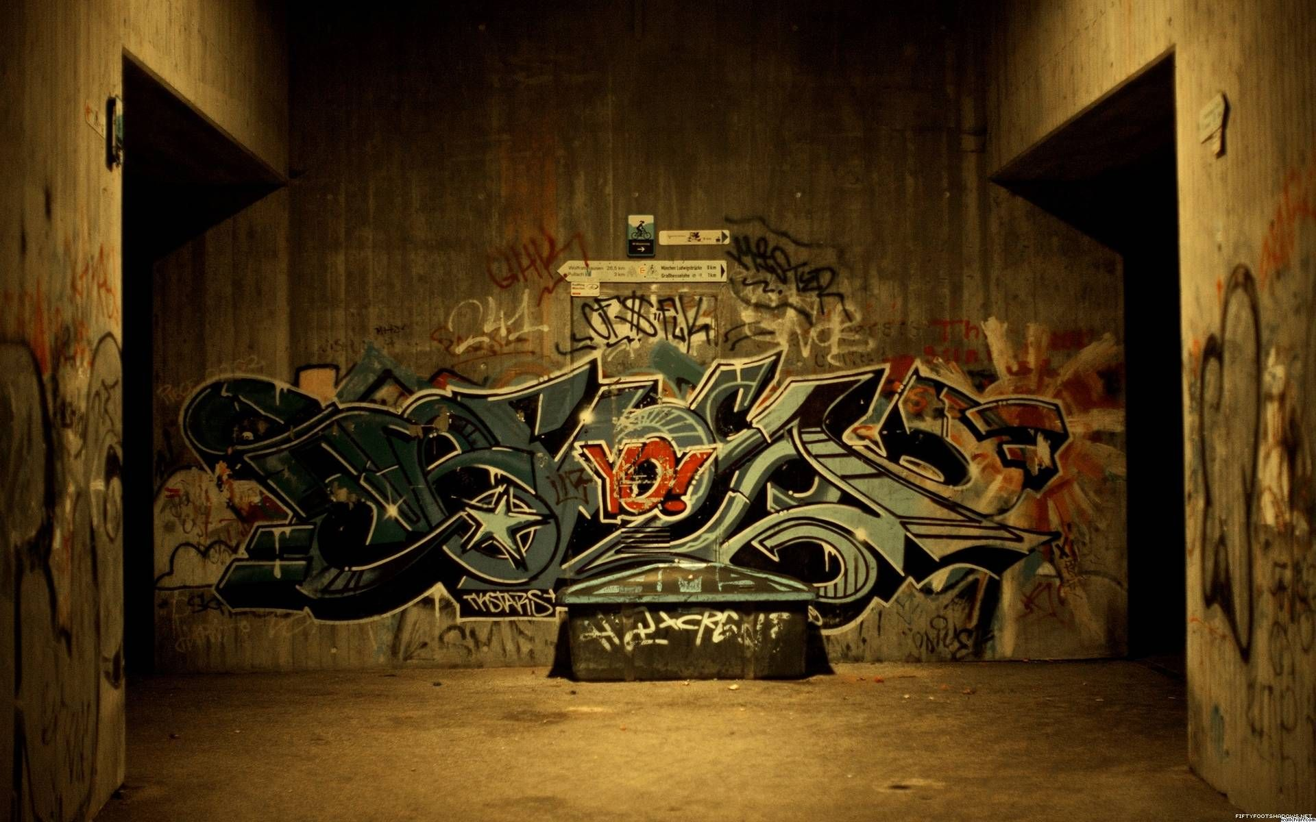 Hip Hop Graffiti Wallpaper Hd: Hip Hop Wallpapers Wallpaper