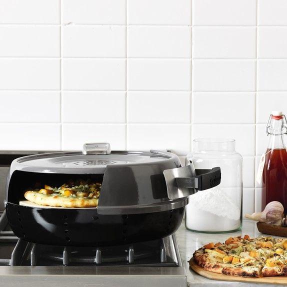 Pizzeria To Indoor Pizza Oven Imagine Baking Style Crispy Crust