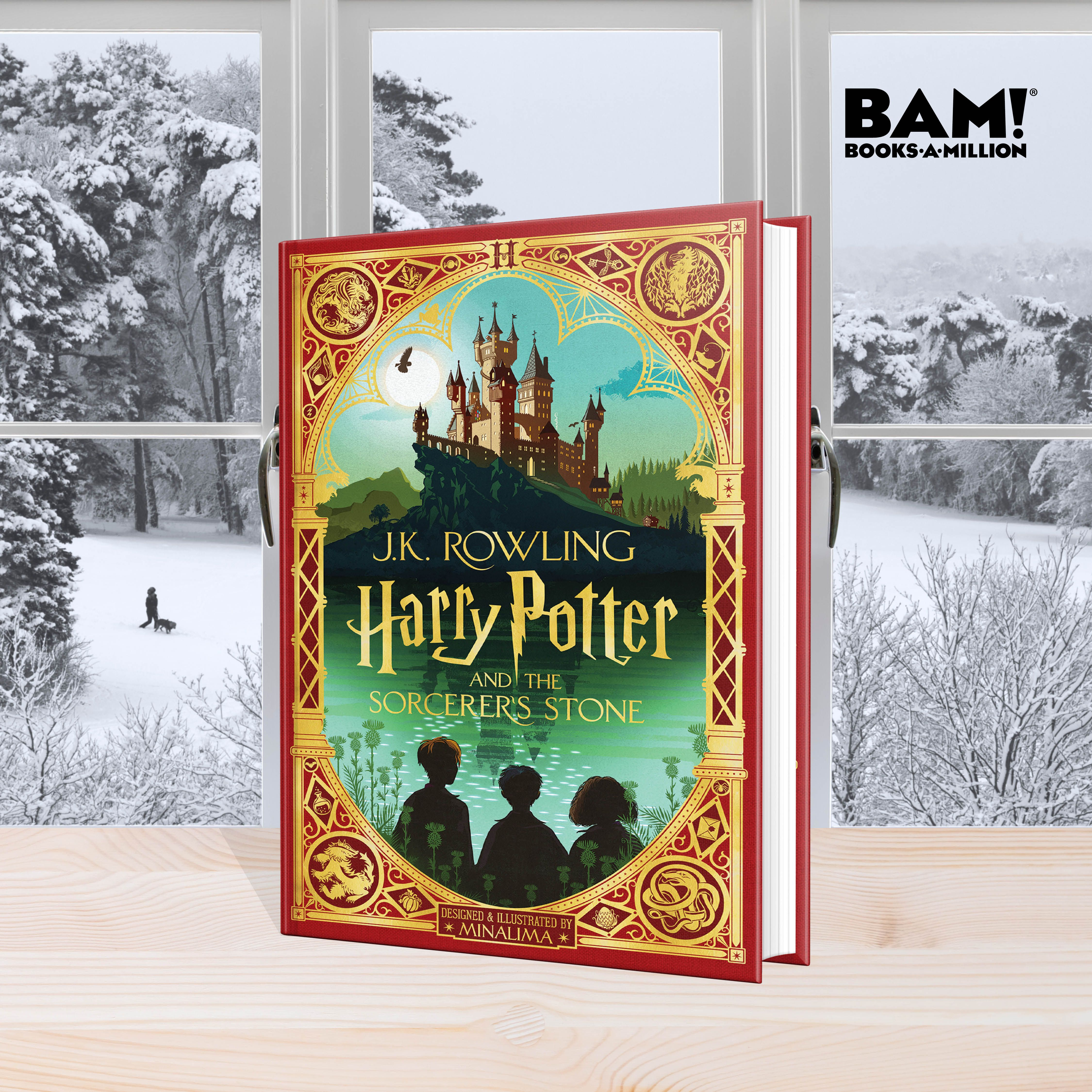 Just Announced This Dazzling New Edition Of Harrypotter And The Sorcerer S Stone Has Been Fully Illustrated In The Sorcerer S Stone Hogwarts Letter Sorcerer
