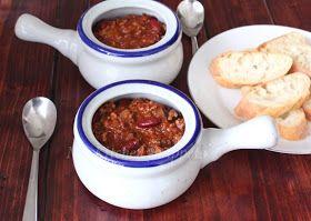My Kitchen Snippets: Ground Beef Chili