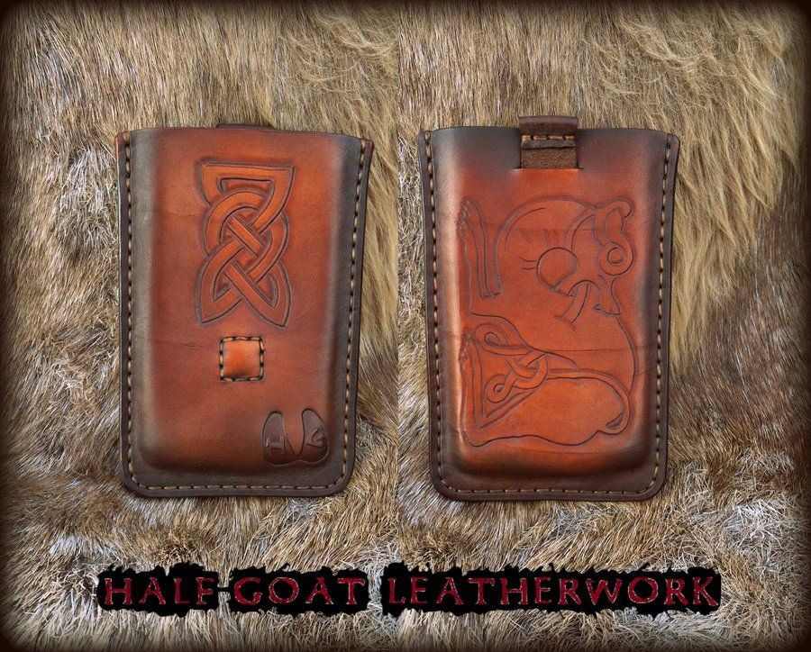 Pictish Phone Case by Half-Goat