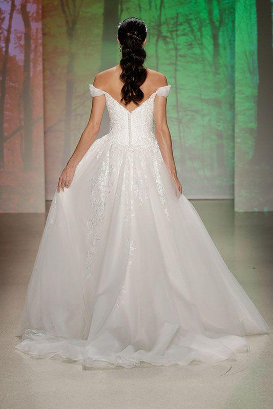 Snow White Inspired Dress