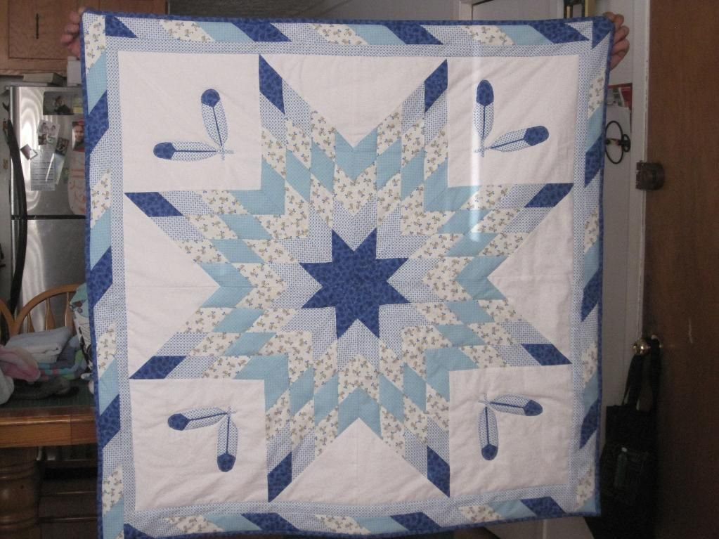 You have to see Lone Star Baby Quilt on Craftsy! - Looking for ... : star baby quilt - Adamdwight.com