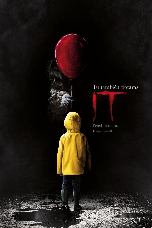 Ver Hd It Eso 2017 Online Español Latino Hd 1080p Peliculas De Terror It Pelicula 2017 Peliculas