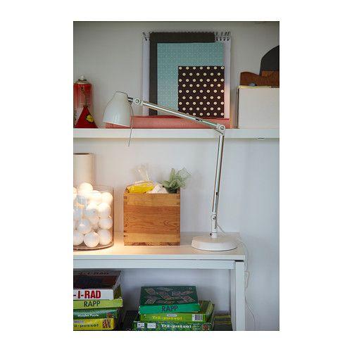 tr l lampe de travail ikea kassius pinterest ikea et travaux. Black Bedroom Furniture Sets. Home Design Ideas