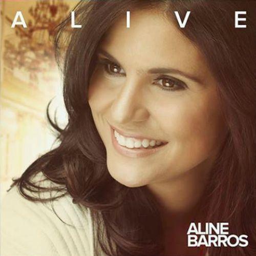 Aline Barros Apresenta Capa Do Album Alive Com Imagens Aline