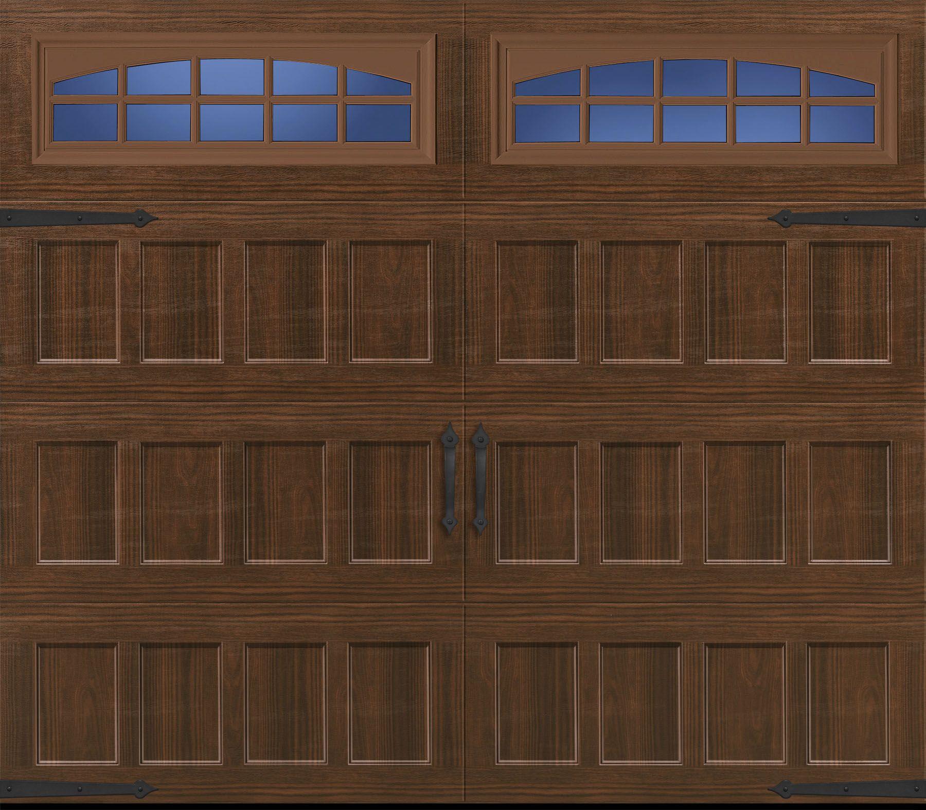 Oak Summit Amarr Garage Doors Garage Doors Doors Garage Door Panels