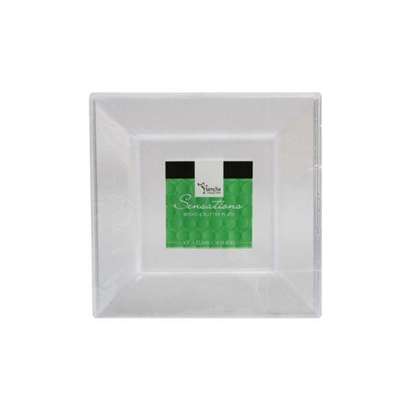 Sensations 10 3/4 Inch Plastic White Square Plates/Case of 120 | Products | Pinterest | Square plates Squares and Products  sc 1 st  Pinterest & Sensations 10 3/4 Inch Plastic White Square Plates/Case of 120 ...