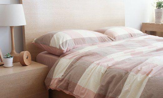 「無印良品・ニトリ・しまむら」の寝具で♪素敵なインテリア実例3つ - 朝時間.jp