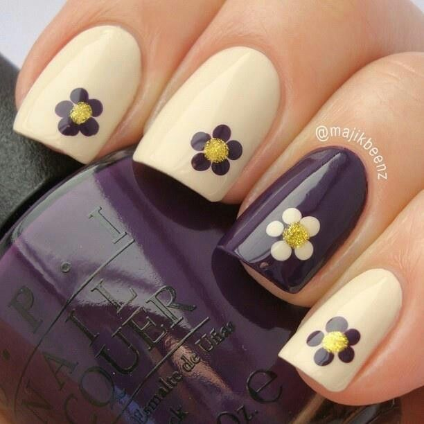 Nail Art | Uñas | Pinterest | Nail arts, Nails and Flowers
