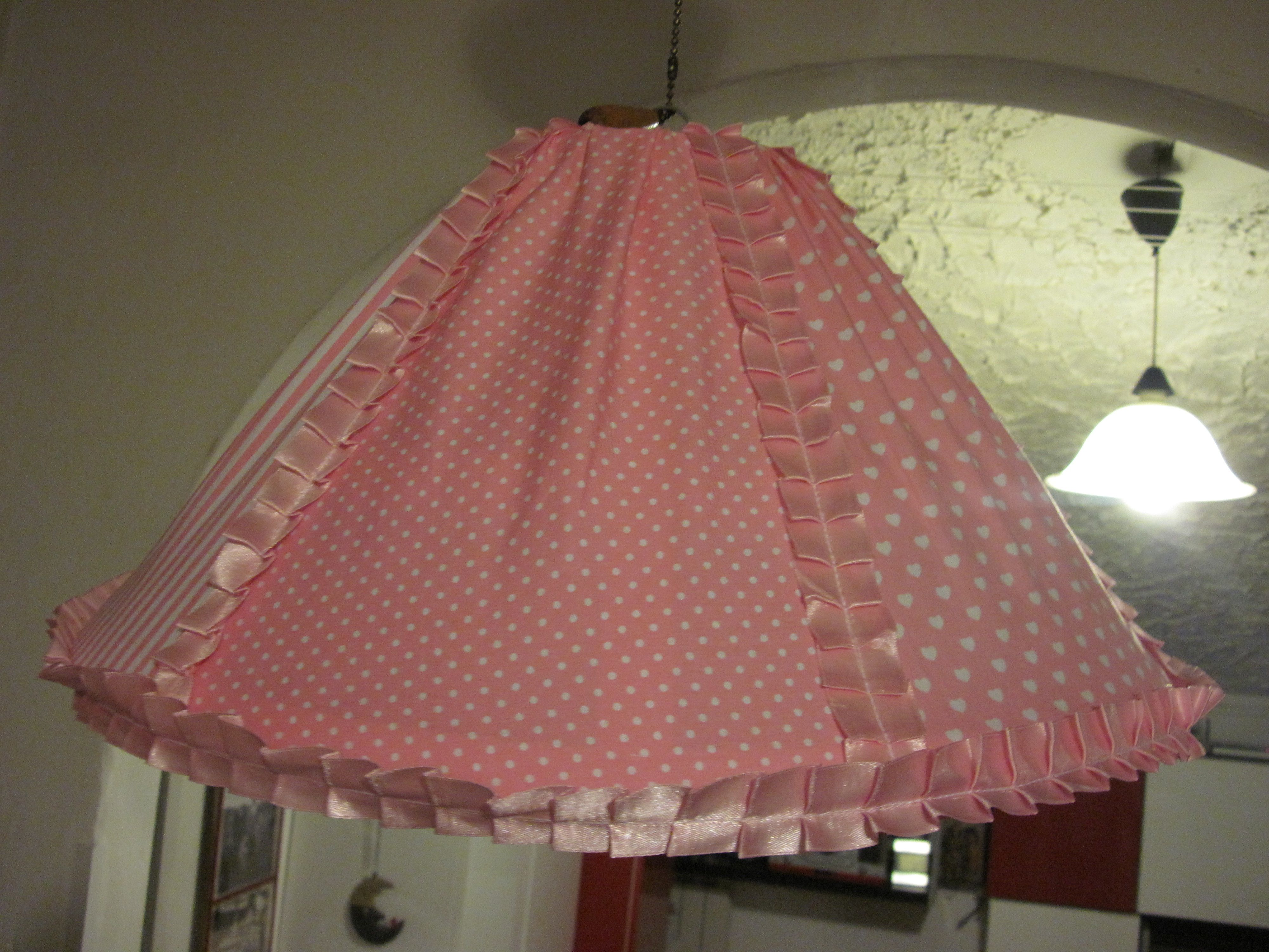 Lampadari Camerette ~ Sospensione farfalle rosa lampadario a sospensione con struttura