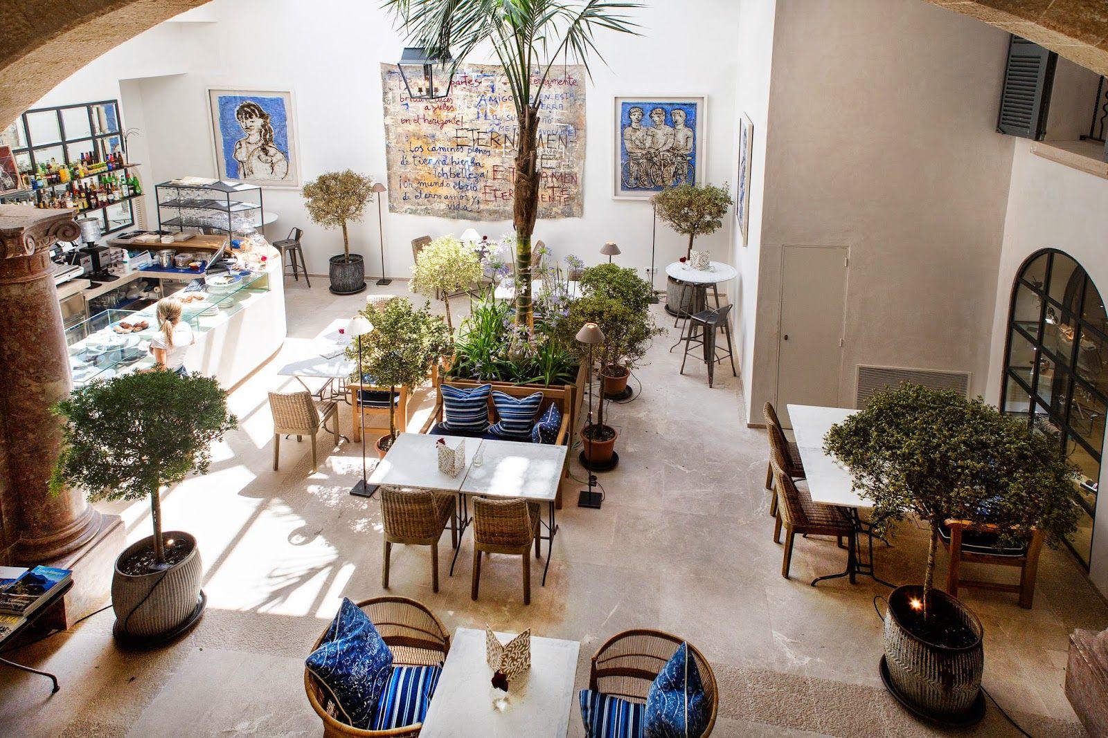 Poima proyectos avanzados de hosteler a rialto living for Restaurante jardin mallorca