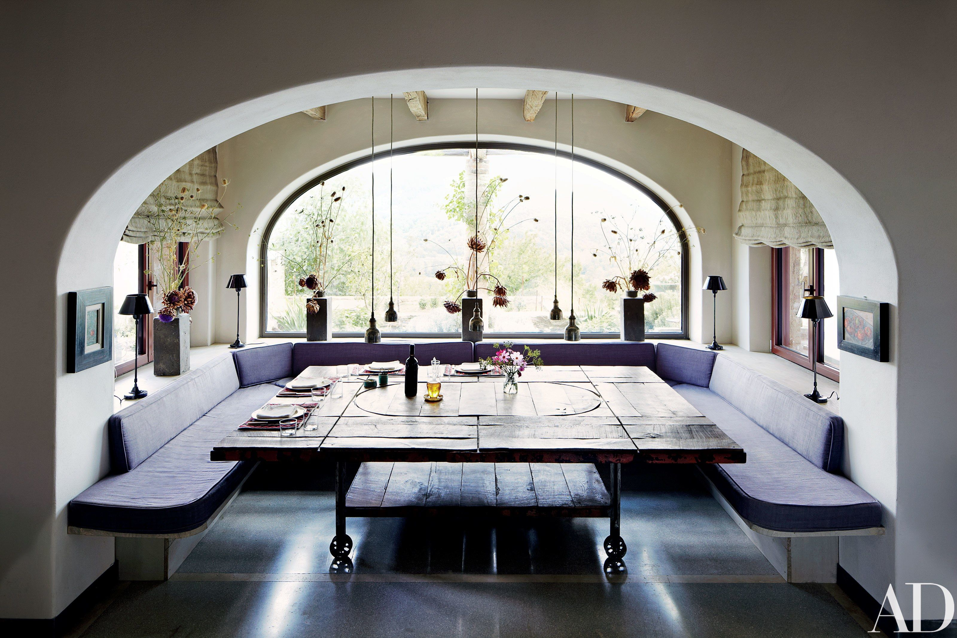 Inside The Transformation Of A Rustic Italian Farmhouse