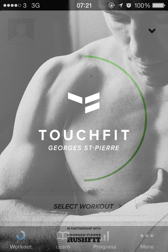 Touchfit – Splash