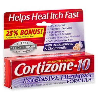 Cortizone 10 1 Oz Maximum Strength Intensive Healing Formula
