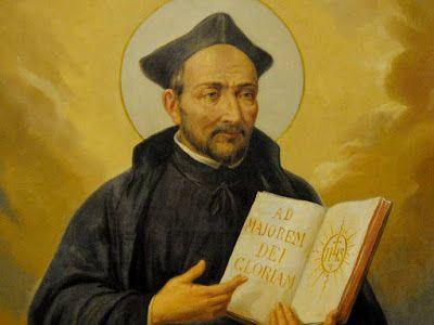 Oraciones Poderosas Oraciones Poderosas San Ignacio De Loyola Oraciones