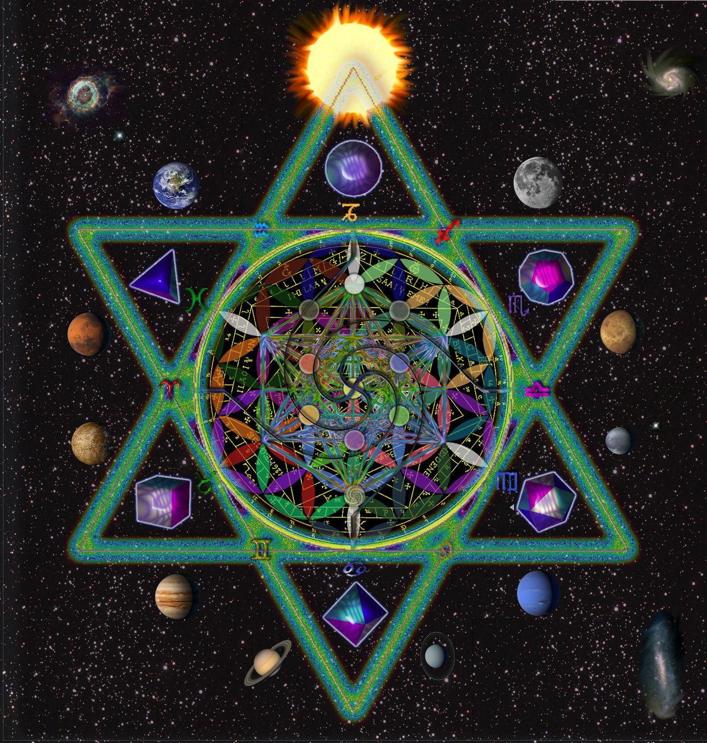 God Star by aptc55 | auras | Pinterest | Star