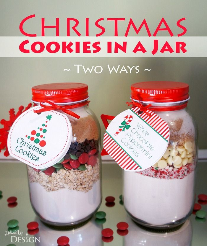 Christmas Cookies In A Jar Diy Gift Free Printables Moms Munchkins Christmas Cookie Jars Diy Christmas Cookies Christmas Cookies Gift