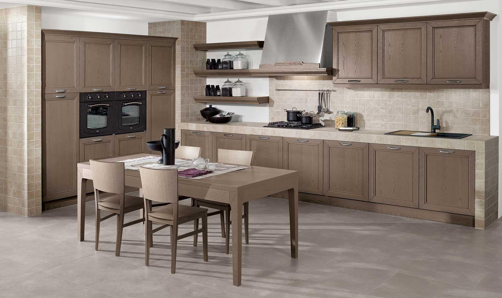 Arredo3 cucine moderne cucine classiche cucina cucine - Cucine in veranda ...