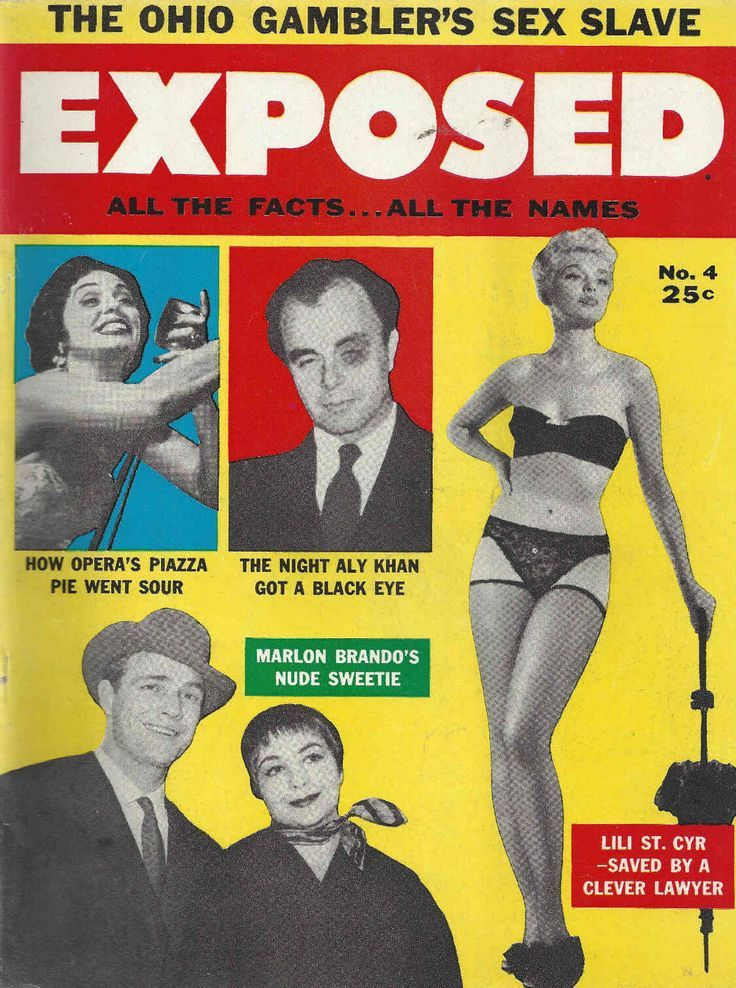 Vintage classic retro porn magazines collection world-6962
