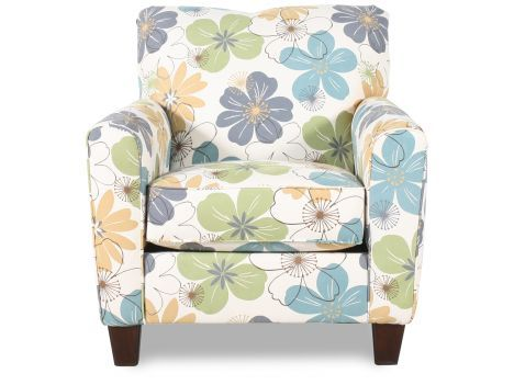 Ash 6640021 Ashley Kylee Goldenrod Accent Chair Mathis