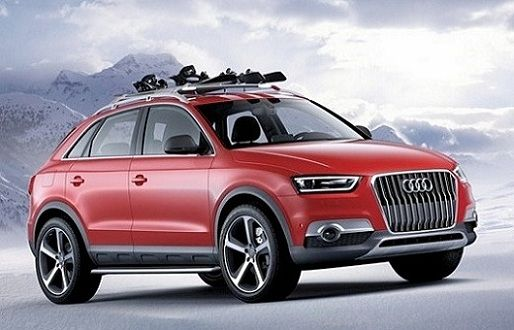 Winter Is Not Over Be Prepared With An Audi SUV And Cheap Car - Audi car insurance