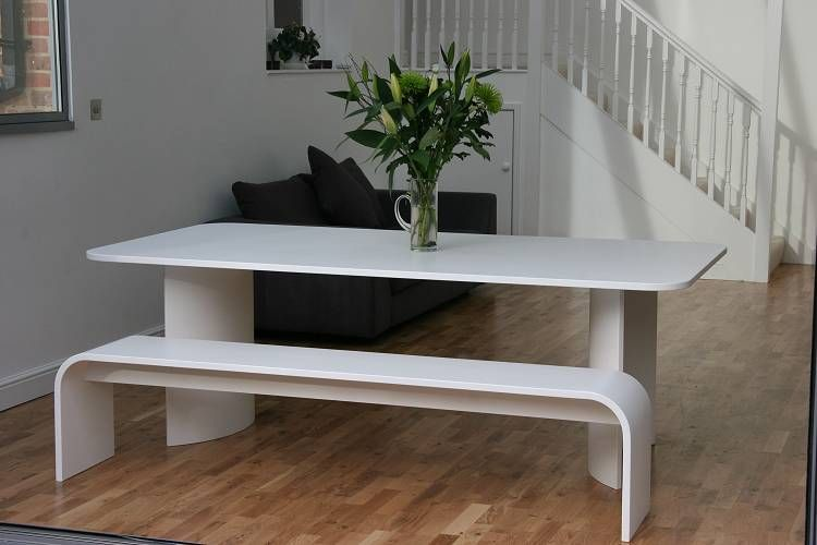 Amazing Dining Room Table With Bench 13 Tables