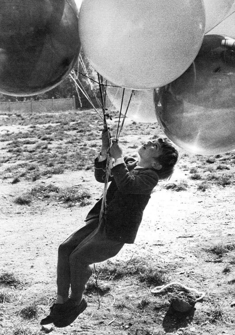 The Red Balloon, Albert Lamorisse.