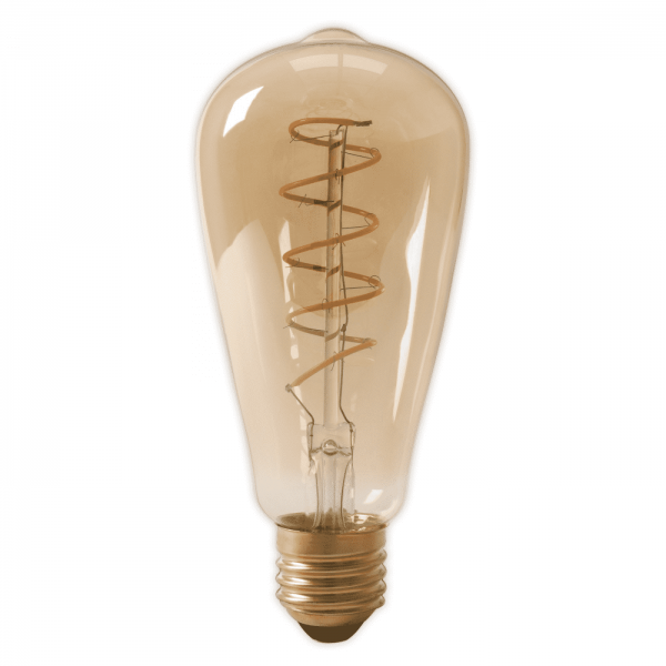 Calex 425920 Xxl Manhattan Led Lamp 8w Titanium Light Bulb Led Lampen Calex